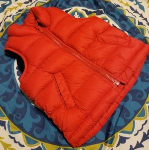 Size 12-18 month puffer vest